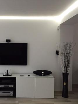 Možnosti použití LED pásku