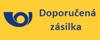 Česká pošta - doporučená zásilka